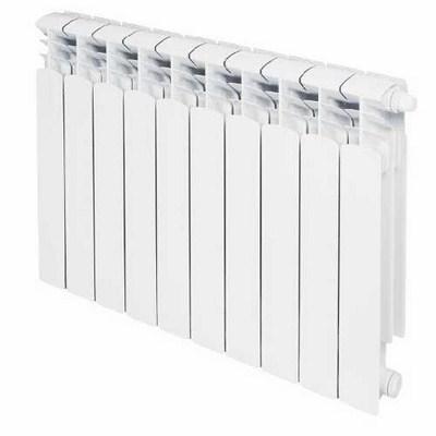 Алюминиевый радиатор (батарея) отопления G500F-D