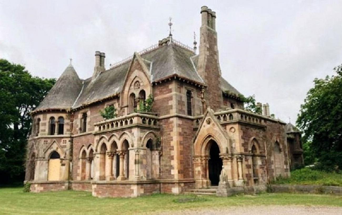 Купить замок в шотландии купить недвижимость за рубежом
