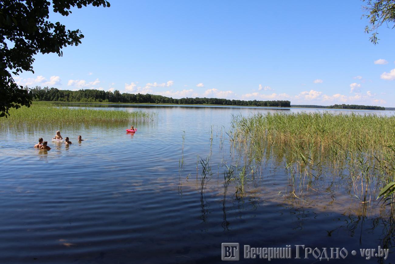 озеро Струсто Браславские озеры