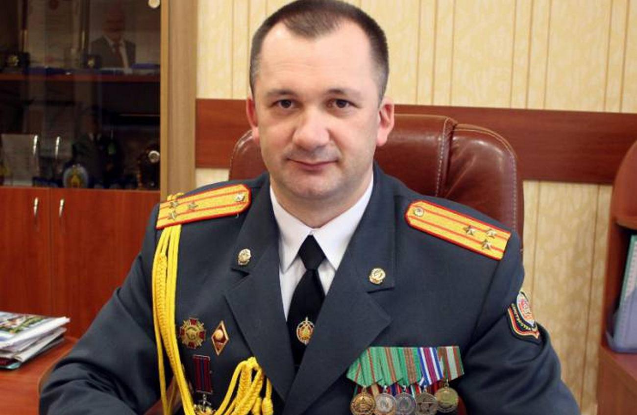 В Беларуси новый министр внутренних дел.